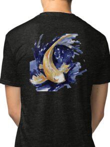 Golden Koi Tri-blend T-Shirt