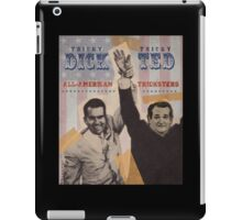Dick & Ted iPad Case/Skin