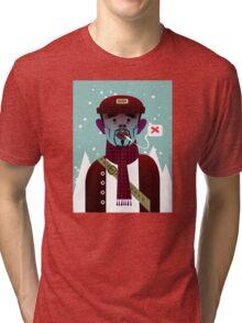 Cold winter! Tri-blend T-Shirt