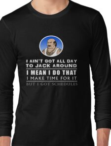 I Make Time For It Long Sleeve T-Shirt