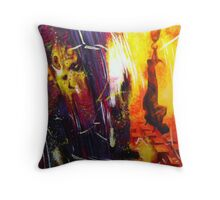 My Chemical Romance - I Brought You My Bullets, You Brought Me Your Love Throw Pillow