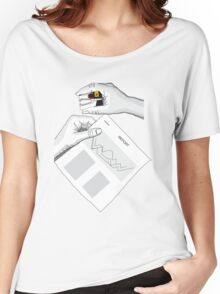 Voltron in the office Women's Relaxed Fit T-Shirt