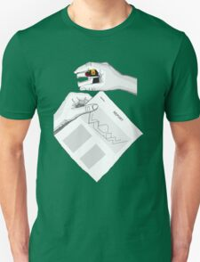 Voltron in the office T-Shirt