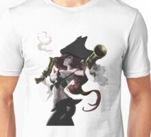Miss Fortune Cutout Unisex T-Shirt