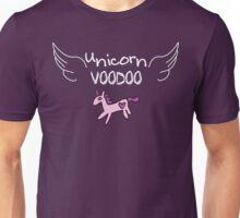 Unicorn Voodoo - Purple Unisex T-Shirt