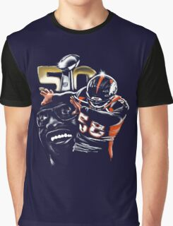 Von Miller Dab on Em Graphic T-Shirt