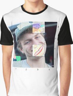 Mac Demarco Sliding puzzle  Graphic T-Shirt