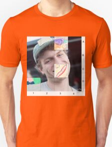 Mac Demarco Sliding puzzle  T-Shirt