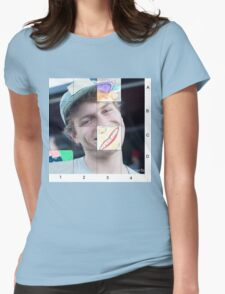 Mac Demarco Sliding puzzle  Womens Fitted T-Shirt