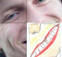 Mac Demarco Sliding puzzle  Sticker