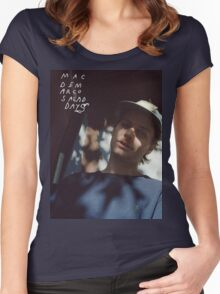 Salad Days are Over Women's Fitted Scoop T-Shirt