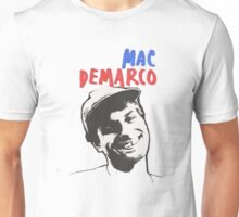 Mac Demarco Marker drawing Unisex T-Shirt