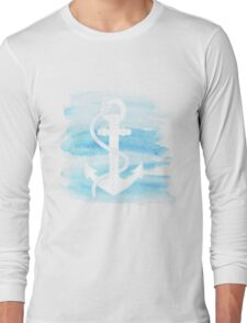 The anchor Long Sleeve T-Shirt