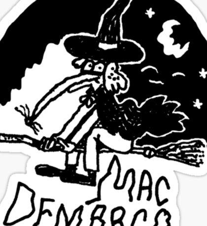 Mac Demarco fan club  Sticker