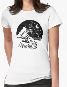Mac Demarco fan club  Womens Fitted T-Shirt