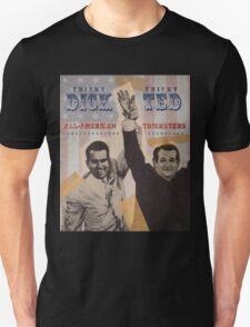 Dick & Ted Unisex T-Shirt