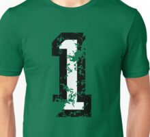 The Number One - No. 1 (two-color) white Unisex T-Shirt