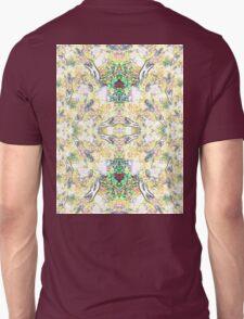 Fractal Yellow Wings T-Shirt