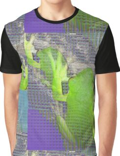 The Real Frogger Graphic T-Shirt