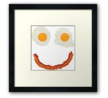 Bacon and Eggs Framed Print