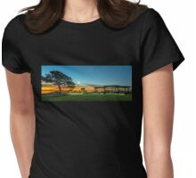 A Picnic at the Point - Cleveland Qld Australia Womens Fitted T-Shirt