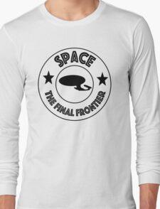 Star Trek Space, The Final Frontier Long Sleeve T-Shirt