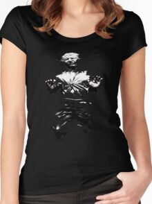 dake han solo Women's Fitted Scoop T-Shirt