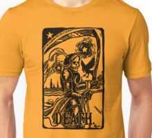 Tarot Death Card Funny Men's Tshirt Unisex T-Shirt