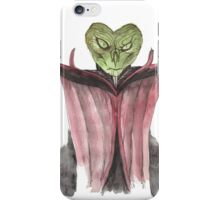 Alien Overlord iPhone Case/Skin