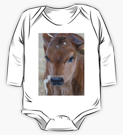 Baby Moo One Piece - Long Sleeve