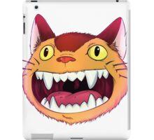 Catbus iPad Case/Skin