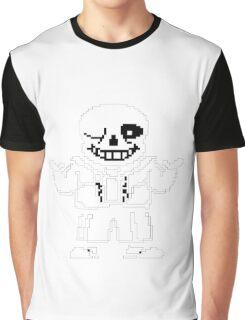 Undertale- Sans Graphic T-Shirt