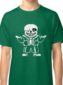 Undertale- Sans Classic T-Shirt