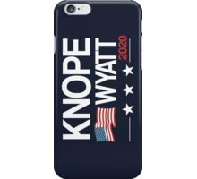 Knope 2020 iPhone Case/Skin