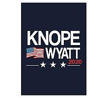 Knope 2020 Photographic Print