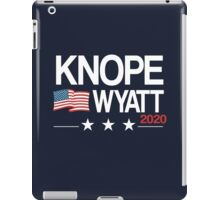 Knope 2020 iPad Case/Skin