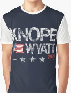 Knope 2020 Distressed Graphic T-Shirt