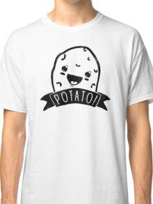 TEAM POTATO ERMAHGERD Funny Men's Tshirt Classic T-Shirt