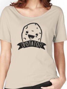 TEAM POTATO ERMAHGERD Funny Men's Tshirt Women's Relaxed Fit T-Shirt