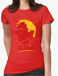 Bernie For America Womens Fitted T-Shirt