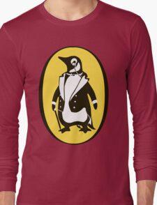 penguin : gentleman Long Sleeve T-Shirt