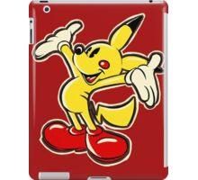 Pikha Mouse iPad Case/Skin