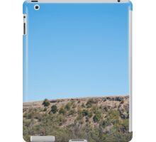 Driving Uphill iPad Case/Skin
