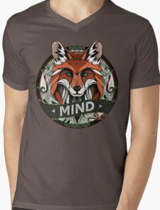 mind Mens V-Neck T-Shirt