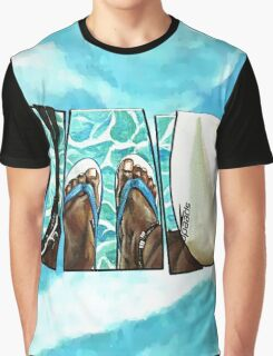 The Swimmer  Graphic T-Shirt