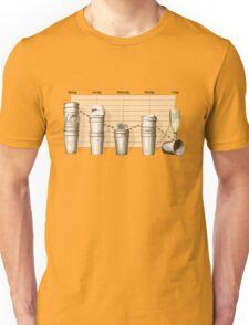 Office Stats Unisex T-Shirt