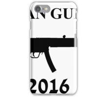 Ban Guns iPhone Case/Skin