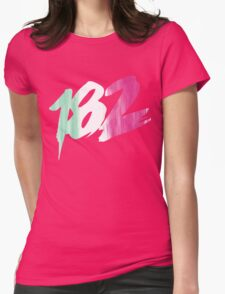 182 Womens Fitted T-Shirt