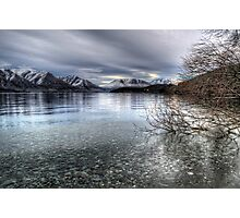 Lake Wakatipu, New Zealand Photographic Print
