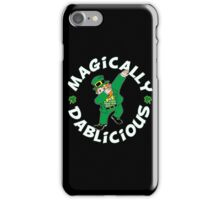Dab Leprechaun iPhone Case/Skin